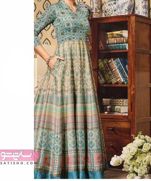 مدلهای شیک لباس هندی 2020