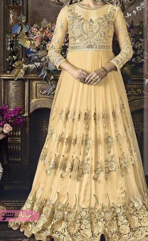 تصاویر مدل لباس مجلسی هندی