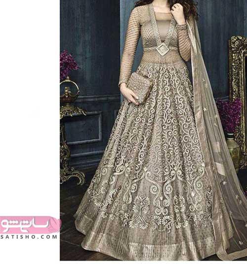 گالری از انواع مدل لباس هندی شیک و جدید