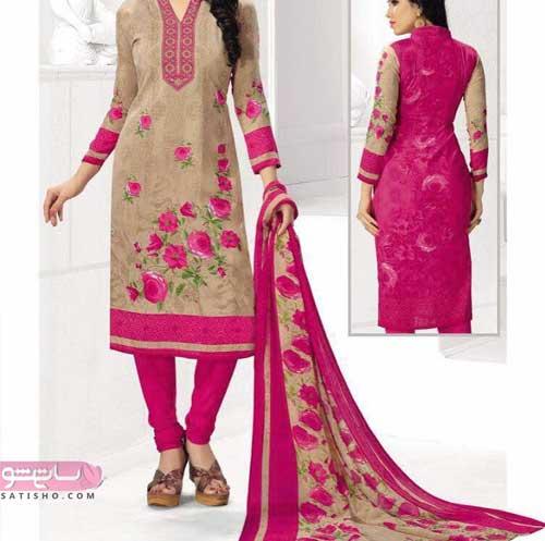 البومی از انواع لباس عروس هندی جدید