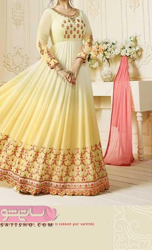 عکسهای لباس هندی جدید