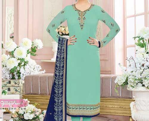 مدل لباس هندی دخترانه 98 جدید
