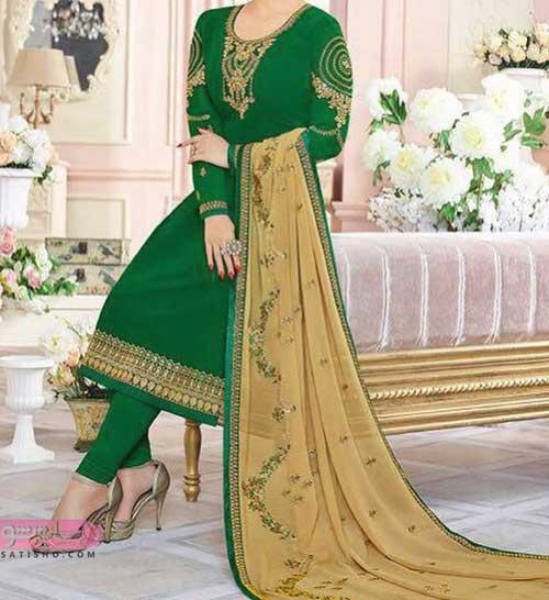 عکسهای مدل لباس هندی 98 جدید
