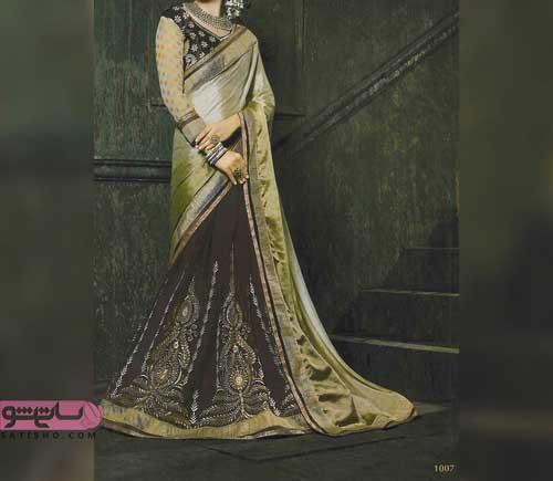 زیباترین مدل لباس هندی 98 خاص