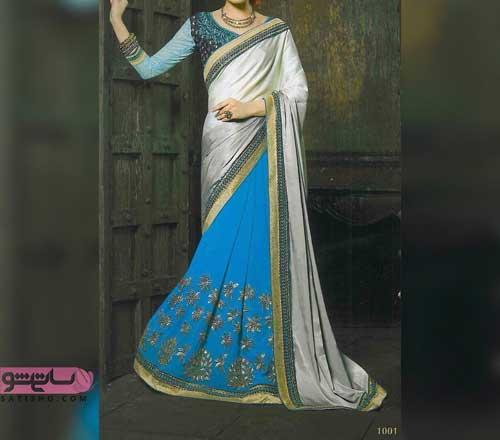 مدل لباس هندی مجلسی جدید و بسیار زیبای زنانه