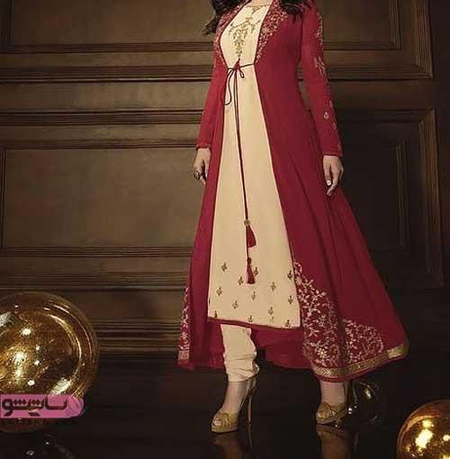 مدل لباس هندی ساده ولی خاص و جذاب