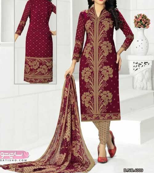 مدل لباس هندی اینستاگرام جذاب