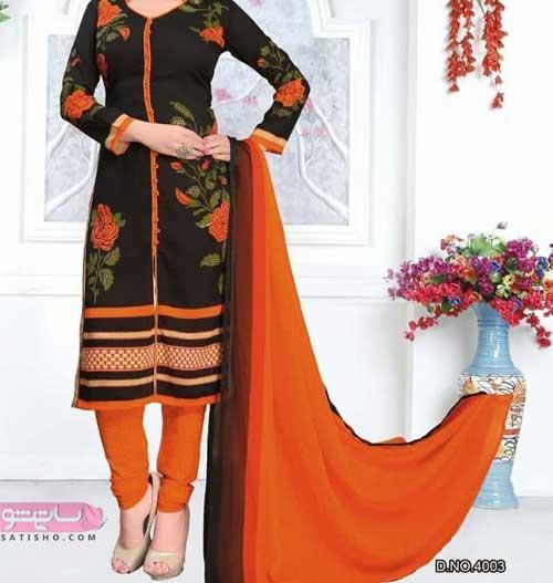 عکس لباس هندی مجلسی شیک
