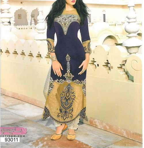 مدل لباس هندی دخترانه جدید