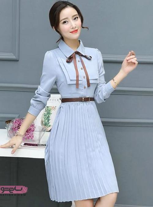 عکس لباس مجلسی کوتاه دخترانه عروسکی