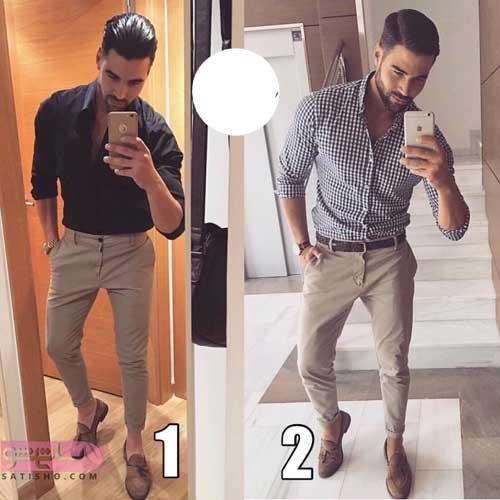 مدل های جدید ست پیراهن مردانه ۲۰۱۹