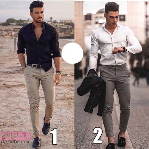 شیک ترین لباس مردانه ۲۰۱۹ اسپرت جدید