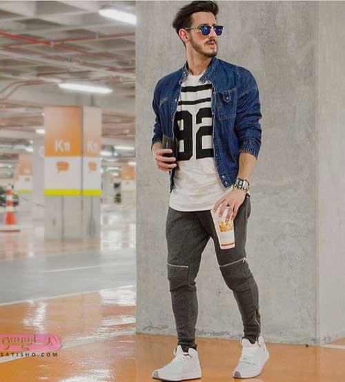 مدل لباس شیک و جدید مردانه
