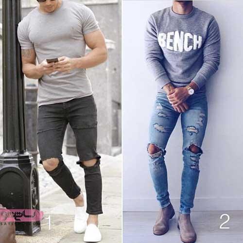 عکس ست لباس مردانه جدید بهاره
