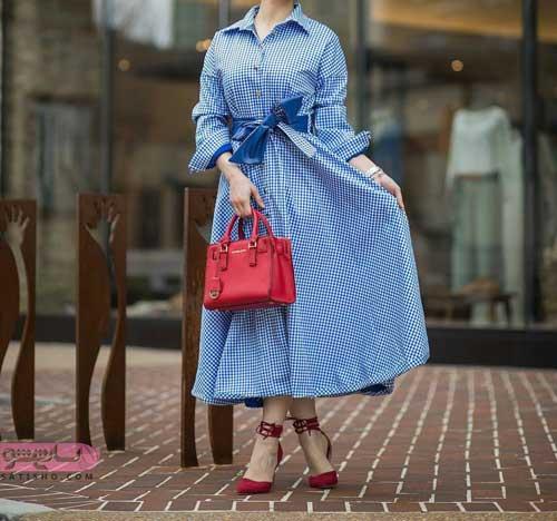 مدل مانتو دخترانه با جدیدترین طرح های مد سال