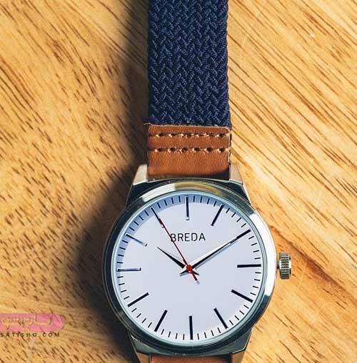 زیباترین مدل ساعت شیک مردانه طرح اسپرت