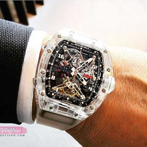 شیک ترین مدل ساعت مچی مردانه 98 پیشرفته گران قیمت