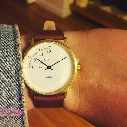 مدل ساعت مردانه مناسب افراد خاص