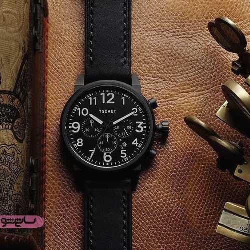 ساعت مردانه با طرح بی نظیر و خاص