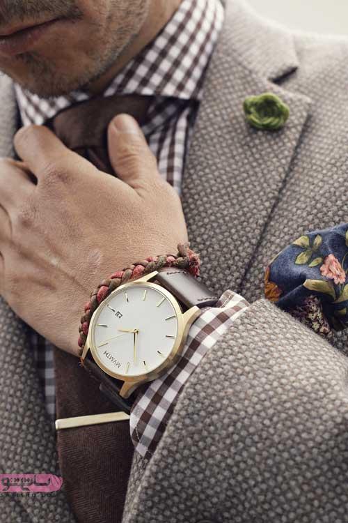 شیک ترین ساعت های کلاسیک مردانه ۹۸