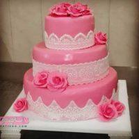 ۵۰ عکس مدل تزیین کیک ساده – البومی از انواع تزیین کیک خانگی