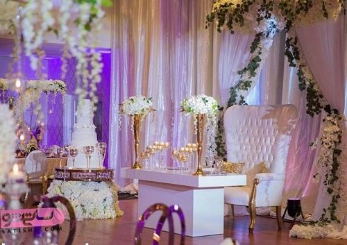 ویژگی های انتخاب تالار عروسی در تهران