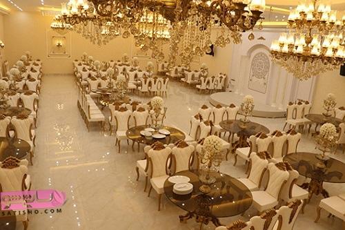 معیارهای انتخاب تالار عروسی | راهنمای انتخاب بهترین تالار و باغ برای مراسم عروسی