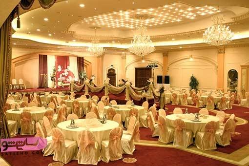 معیارهای انتخاب تالار عروسی و تالار پذیرایی