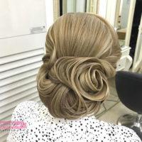 مو عروس با تاج – انواع شینیون عروس جدید ویژه سال ۲۰۱۹ (۵۰ عکس)