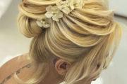 50 عکس شینیون عروس جدید با ایده ها و خلاقیت های بسیار زیبا