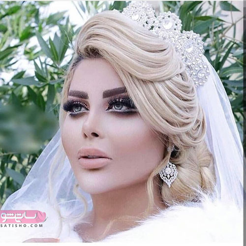 میکاپ عروس ایرانی 98