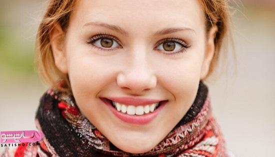 تمرین داشتن لبخند جذاب