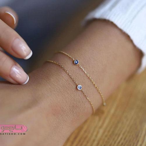 جدیدترین مدل دستبند بدلیجات