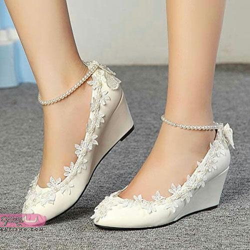 برترین مدل کفش عروس
