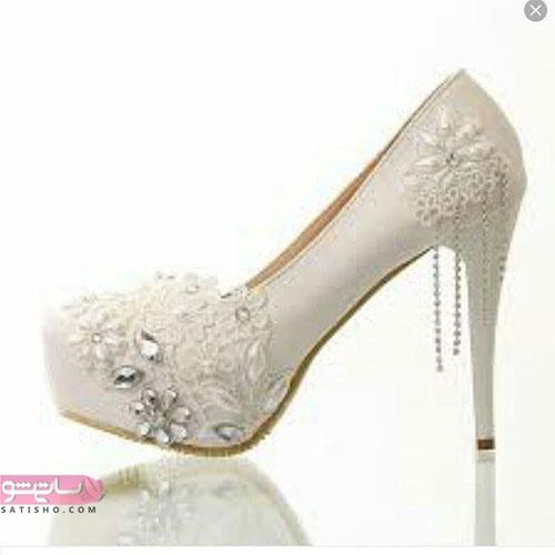 مدلهای کفش عروس سایز بزرگ 98