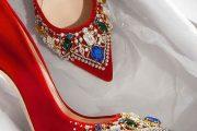 مدل کفش دخترانه قرمز
