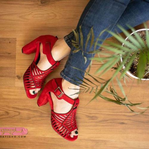 کفش زنانه مجلسی جدیدترین