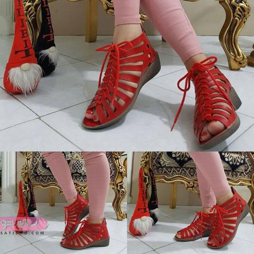 عکس کفش های دخترانه در اینستاگرام ساتیشو
