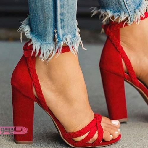 کفش های زنانه جدید سال 98 برای عروسی