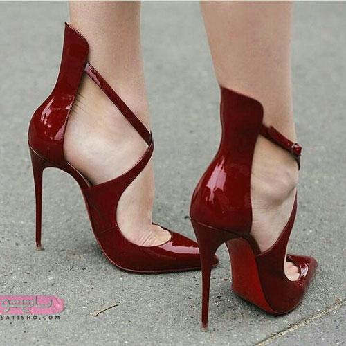 انواع جدیدترین مدل کفش دخترانه مجلسی مناسب پاهای کوچک