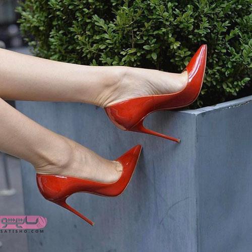 مدل کفش ساده مجلسی برای عروسی