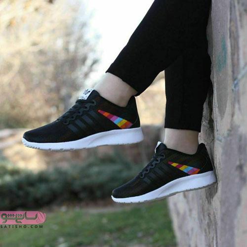 جذاب ترین کفش اسپرت مشکی آدیداس 2019