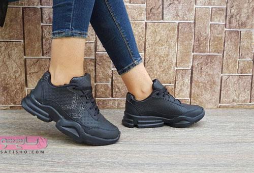 جدیدترین کفش اسپرت مشکی انرژی