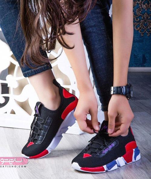 شیک ترین کفش مشکی دخترانه 2019