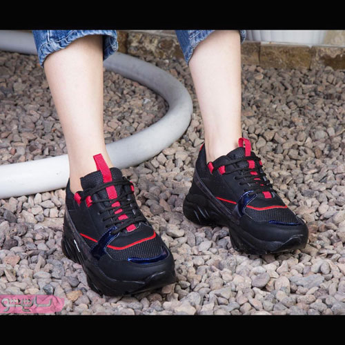 زیباترین کفش دخترانه اسپرت 98