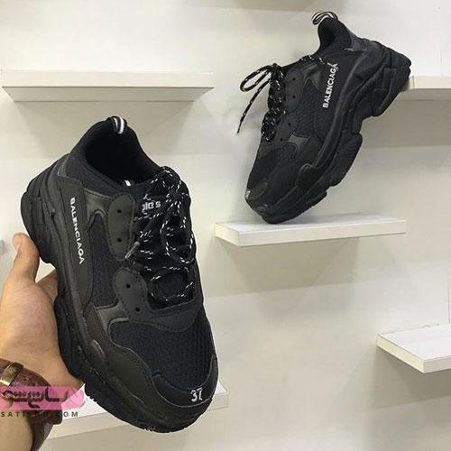 عکس کفش مشکی دخترانه