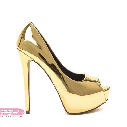 جدیدترین کفش مجلسی دخترانه