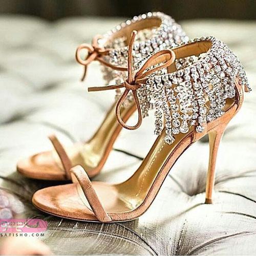 جدیدترین کفش های مجلسی دخترانه 1398 زیبا