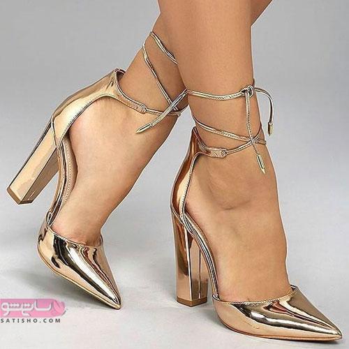 عکس کفشهای مجلسی جدید