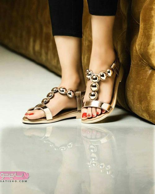 عکس جدیدترین مدل کفش مجلسی زنانه
